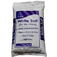 white rock salt 10kg bag